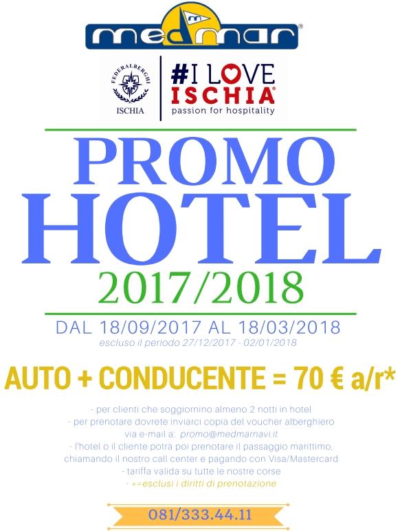 Hotel+Traghetto Ischia offerta | Hotel Punta Imperatore Ischia